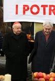 Cardinal Stanislaw Dziwisz Stock Image
