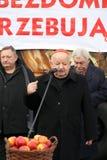Cardinal Stanislaw Dziwisz during Christmas Eve Stock Photo