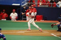 Cardinals Ozzie Smith St Louis Стоковое Изображение