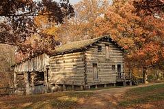 Carding mala i nya Salem, Illinois Royaltyfri Fotografi
