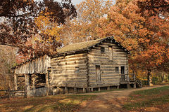 Carding Mill in New Salem, Illinois Royalty Free Stock Photography