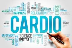 Cardio- photo libre de droits