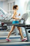 Cardio allenamento Immagini Stock Libere da Diritti