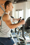 Cardio- exercício imagem de stock royalty free