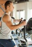 Cardio- exercice Image libre de droits