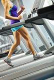 Cardio- séance d'entraînement Photo stock