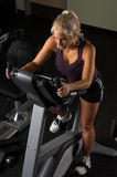 Cardio Sprint Fotografia Stock