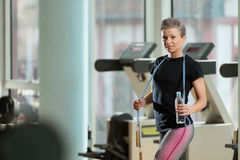 Cardio Time Stock Images