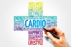CARDIO Stock Photography