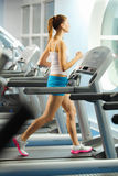 Cardio workout Royalty Free Stock Photography