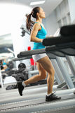 Cardio workout Royalty Free Stock Photos