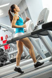 Cardio workout Stock Photos
