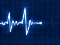 Cardiogram illustrazione vettoriale