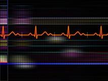 Cardiogram Stock Foto