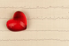 cardiogram Photos stock