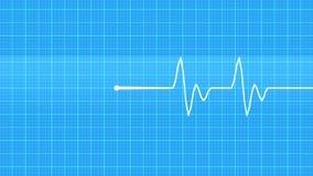 cardiogram stock de ilustración