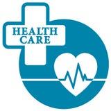Cardiogram symbol Royalty Free Stock Image