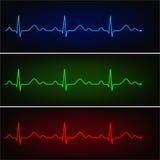 Cardiogramma Fotografie Stock Libere da Diritti