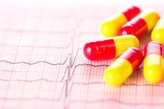 Cardiología imagenes de archivo