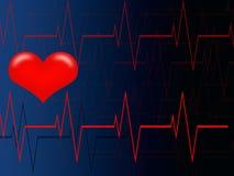Cardiologia Foto de Stock