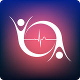 Cardiologia Fotografie Stock Libere da Diritti