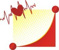Cardiologia ilustração stock