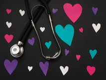 Cardiologie image stock