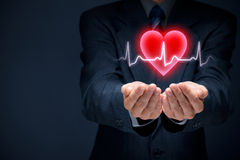 cardiologie Royalty-vrije Stock Afbeelding