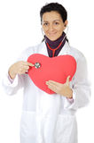 Cardiologist Stock Photo