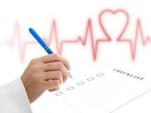 Cardiologist. Royalty Free Stock Photos