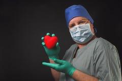 Cardiologist Stock Photo