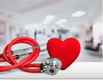Cardiologist Royalty Free Stock Photo