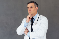 Cardiologist. Royalty Free Stock Photo