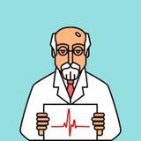 Cardiologist Royalty Free Stock Photos