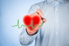 cardiology Arkivbild