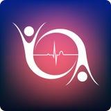 Cardiology royalty free illustration