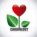Cardiology icon Stock Image