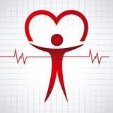 Cardiology icon Royalty Free Stock Image