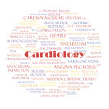 Cardiology related Royalty Free Stock Image
