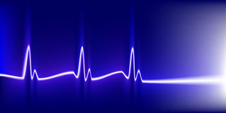 Cardiology test. Royalty Free Stock Images