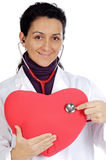 Cardioloog royalty-vrije stock fotografie