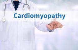 Cardiomiopatia fotos de stock