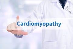 Cardiomyopathy Stockbilder