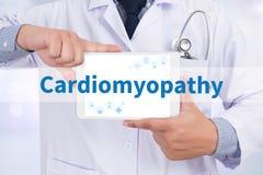 Cardiomyopathy Lizenzfreies Stockbild