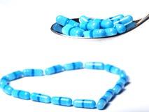 Cardiopathy medication Stock Photos