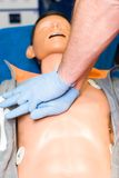 Cardiopulmonary resuscitation 1 Stock Photos