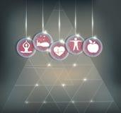 Cardiovascular health Royalty Free Stock Image
