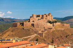 Cardona Castle Stock Photography