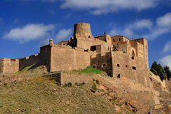 Cardona Castle Royalty Free Stock Images