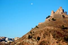 Cardona Castle. The Castle at Cardona Spain Royalty Free Stock Photos